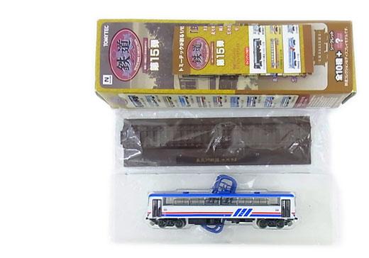 【中古】ニューホビー/トミーテック 325 鉄道コレクション 第15弾 長良川鉄道 ナガラ1形【A】※メーカー出荷時より少々の塗装ムラは 見られます。ご理解・ご了承下さい。