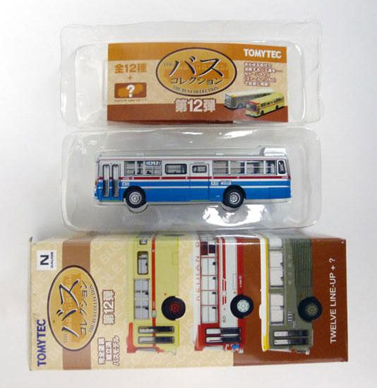 【中古】ニューホビー/トミーテック 133 バスコレクション 第12弾 日野RC 京浜急行電鉄【A】メーカー出荷時からの塗装ムラはご容赦下さい。