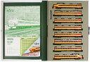 【中古】Nゲージ/KATO 10-241 485系 初期形 「雷鳥」 8両基本セット 2005年ロット【A'】外スリーブ傷み