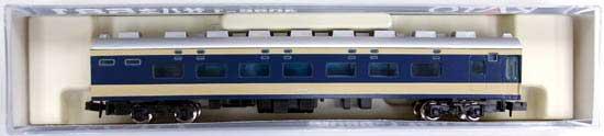 【中古】Nゲージ/KATO 4086-1 サハネ581 緑インサートロット【A】