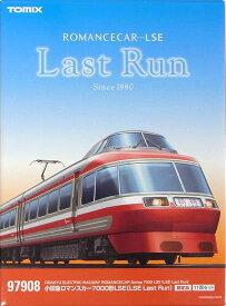 【中古】Nゲージ/TOMIX 97908 小田急ロマンスカー 7000形 LSE(LSE Last Run) 11両セット 限定品【A】