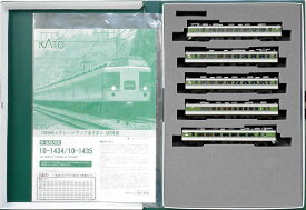 【中古】Nゲージ/KATO 10-1434+10-1435 189系 (グレードアップあさま) 基本+増結 11両セット【A】