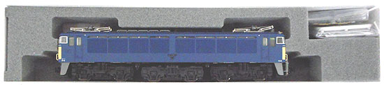 【中古】Nゲージ/KATO 3085-2 EF63 2次形 JR仕様【A】