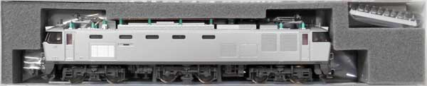 【中古】Nゲージ/KATO 3065-5 EF510-500 JR貨物色(銀)【A】