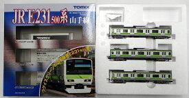【中古】Nゲージ/TOMIX 92373+92374+92401 JR E231 500系通勤電車(山手線) 基本+増結B+増結C 11両編成セット 2019年ロット【A】