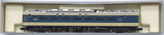 【中古】Nゲージ/KATO 4085 モハネ582 青/銀インサートロット【A】