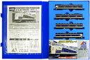 【中古】Nゲージ/マイクロエース A0036 581系 復活 国鉄塗装 4両セット【A'】外スリーブ傷み
