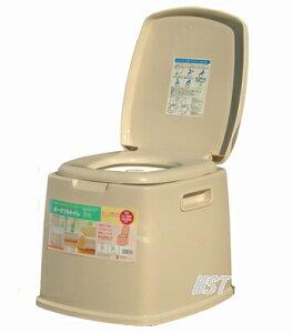 【日本製】ポータブルトイレS型 ・専用消臭剤・便座カバー付安心のSGマーク認定商品TONBO(新輝合成株式会社)ポータブルトイレ 災害トイレ 簡易トイレ(防災グッズ)::02P03Dec43