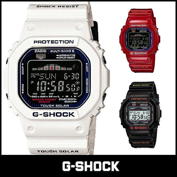 【5年保証対象】カシオ ジーショック CASIO G-SHOCK Gショック G SHOCK GSHOCK ジーショック時計 ジーショック腕時計 gshock時計 ジー ライド G-LIDE メンズ レディース ブラック デジタル タフ ソーラー 電波 時計 液晶 防水 ホワイト