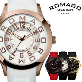 ロマゴ 時計 ROMAGO 時計 ロマゴ 腕時計 ROMAGO 腕時計 ロマゴデザイン ROMAGODESIGN ロマゴ デザイン ROMAGO DESIGN ロマゴ時計 ROMAGO時計 ロマゴ腕時計 メンズ レディース RM015-0162PL-BKRG 新作 ブランド 送料無料