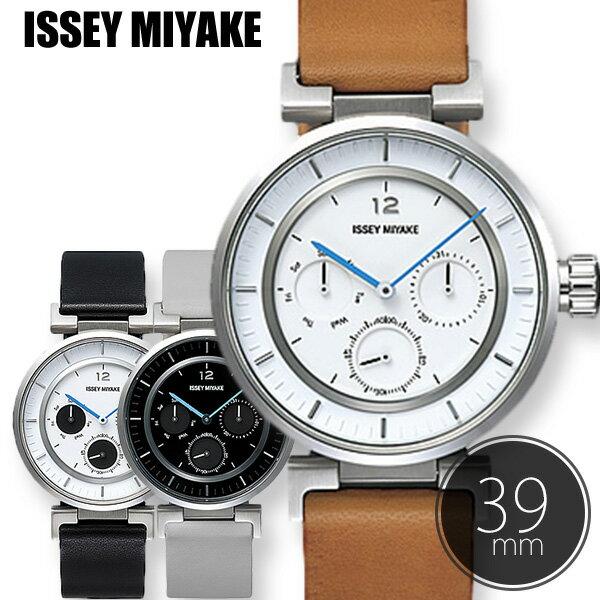 【正規品】 イッセイミヤケ 腕時計 ISSEY MIYAKE 時計 ダブリュー ( W ) メンズ レディース ホワイト SILAAB02 [ 和田智 デザイン 人気 おしゃれ アイコン モード ブランド デザイナー ]