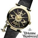 [あす楽]ヴィヴィアン 時計 VivienneWestwood 時計 ヴィヴィアンウエストウッド 腕時計 Vivienne Westwood 腕時計 ヴィヴィアン 腕時計 ヴィヴィアンウェストウッド ビビアン時計 ヴィヴィアン時計 VV006BKGD レディース シルバー 送料無料[ プレゼント ギフト ]