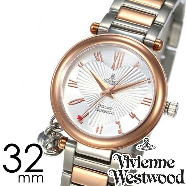 ヴィヴィアンウエストウッド 腕時計 [ Vivienne Westwood 時計 ] ヴィヴィアン レディース [ かわいい ピンクゴールド ]