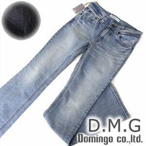 [ サイズ違い返品・交換不可 新品 ] ディーエムジー デニム ジーンズ D.M.Gパンツ D.M.Gデニム ジーンズ ディーエムジー パンツ ボトム ドミンゴ DMG 13-345A [ おしゃれ 人気 国産 日本製 ジーンズ Gパン かっこいい ]