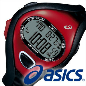 【正規品】 アシックス 腕時計 asics 時計 AR05 for Fun Runner メンズ レディース レッド CQAR0506 [ マラソン ランニング プレゼント ]【 ランニングウォッチ 】