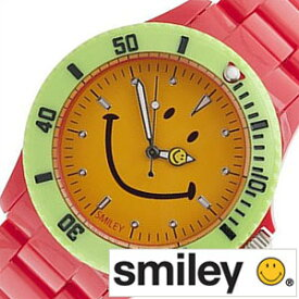 [あす楽]スマイリー腕時計 SMILEY時計 SMILEY 腕時計 スマイリー 時計 ハーベイボール Harvey Ball ユニセックス WGHB-CS-RV01 祝い 入学 卒業 祝い[ プレゼント ギフト 新春 2020 ]