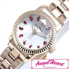 [当日出荷] 【延長保証対象】エンジェルハート 腕時計 Angel Heart 時計 ティアリー ビジュー [ Tiary Bijoux ] レディース ホワイト TR19PW11P [ プレゼント ギフト 新生活 ]