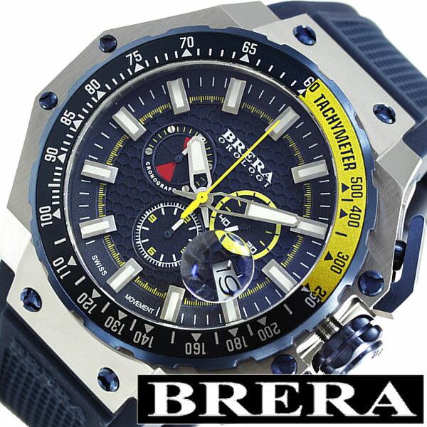 ブレラオロロジ 腕時計 BRERA OROLOGI 時計 ブレラ グランツーリスモ GRAN TURISMO BRGTC5404