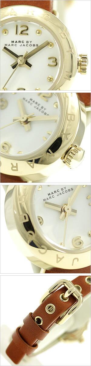 マークバイマークジェイコブス腕時計[MARCBYMARCJACOBS時計](MARCBYMARCJACOBS腕時計マークバイマークジェイコブス時計)ヘンリーディンキー(HenryDinky)レディース腕時計/ホワイト/MBM1285[知的クール憧れ誕生日セレブ芸能人]
