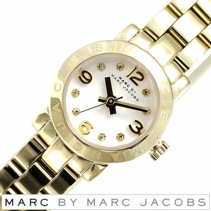 マークバイマークジェイコブス 腕時計 Marc By Marc Jacobs 時計 エイミー ディンキー [ Amy Dinky ] レディース ゴールド