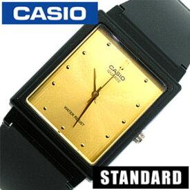 75b29c2d91 カシオ腕時計 CASIO時計 CASIO 腕時計 カシオ 時計 スタンダード ベーシック STANDARD BASIC ANALOGUE メンズ  ゴールド MQ