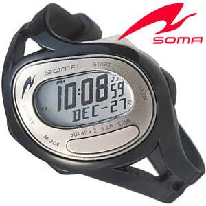 [当日出荷] 【延長保証対象】ランニングウォッチ セイコー ソーマ 腕時計 SEIKO SOMA 時計 ランワン RunONE 50 メンズ レディース DWJ23-0002 [ ランニング ジョギング マラソン 陸上 スポーツウォッチ