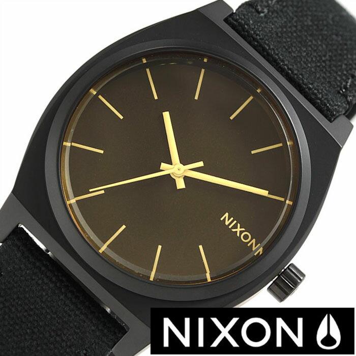 ニクソン 時計 NIXON 時計 ニクソン 腕時計 NIXON ニクソン時計 NIXON時計 タイムテラー TIME TELLER メンズ レディース イエロー A045-1354 アナログ ORANGE TINT 海外モデル オレンジティント ブラック 黒 橙 3針 サーフィン 防水