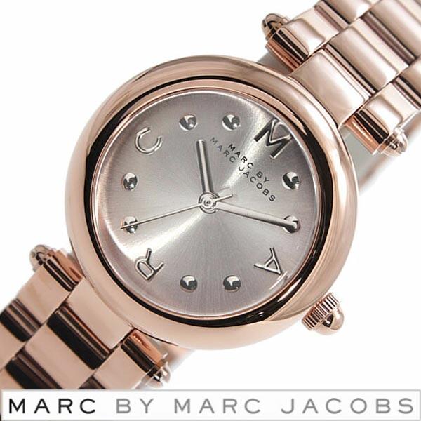 マークバイマークジェイコブス腕時計 MARCBYMARCJACOBS時計 MARC BY MARCJACOBS 腕時計 マーク バイ マークジェイコブス 時計 ドッティ Dotty レディース シルバー MJ3452 メタル ベルト ブランド ローズ ゴールド ピンクゴールド 送料無料