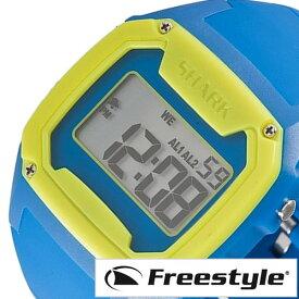 [当日出荷] フリースタイル 腕時計 FreeStyle 時計 フリー スタイル 時計 Free Style 腕時計 シリコン デジタル キラーシャーク SILICON DEGITAL KILLER SHARK メンズ グレー FS101996 防水 シリコン サーフィン サーファー マリン ウォーター スポーツ イエロー