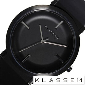 クラス14 腕時計 KLASSE14 時計 クラス フォーティーン KLASSE 14 インパーフェクト imperfect Jane Tang メンズ レディース ブラック IM15BK001M [ ブランド 個性的 シンプル シリコン シンプル インスタ プレゼント ギフト ]