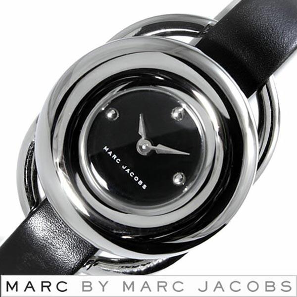 マークバイマークジェイコブス 腕時計 MARCBYMARCJACOBS 時計 マーク バイ マークジェイコブス 時計 MARC BY MARCJACOBS 腕時計 マークバイマーク 時計 ジェリー Jerrie レディース ブラック MJ1445 流行 ブランド レザー シルバー 送料無料