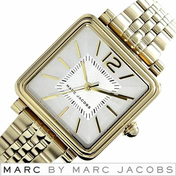 マークバイマークジェイコブス 腕時計 MARCBYMARCJACOBS 時計 マーク バイ マークジェイコブス 時計 MARC BY MARCJACOBS 腕時計 マークバイマーク 時計 MARCBYMARC 時計 ヴィク VIC レディース ゴールド MJ3462 流行 ブランド メタル 送料無料