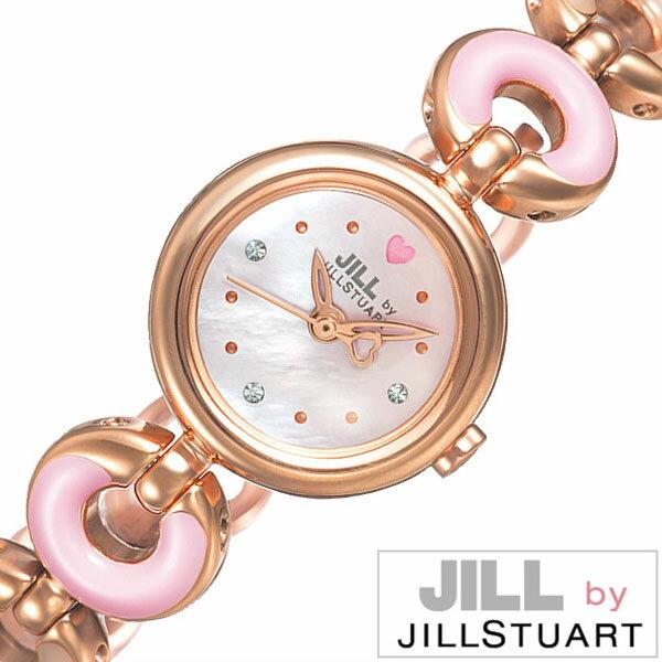 【正規品】 ジルバイジルスチュアート 腕時計 JILL by JILLSTUART 時計 ラブ コレクション レディース ホワイト NJAC601 [ ハート アクセ ラブ 限定 人気 話題 かわいい ]