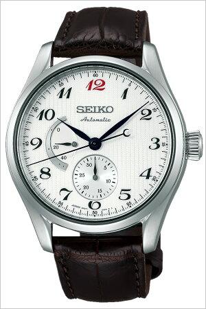セイコー腕時計[SEIKO時計](SEIKO腕時計セイコー時計)プレザージュプレステージライン(PRESAGE)メンズ/腕時計/ホワイト/SARW025[正規品/メカニカル/機械式/人気/話題/自動巻き/オートマティック/日本製/プレサージュ][送料無料]