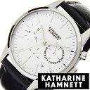 【5年保証対象】キャサリンハムネット 腕時計 KATHARINEHAMNETT 時計 キャサリン ハムネット 時計 クロノグラフ 6 CHRONOGRAPH V...