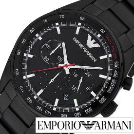1df091947f エンポリオアルマーニ 腕時計 EMPORIOARMANI 時計 エンポリオ アルマーニ 時計 EMPORIO ARMANI 腕時計 メンズ ブラック  AR6094 人気 ビジネス