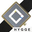 【正規品】 ヒュッゲ 腕時計 HYGGE 時計 ( 2089 ) メンズ レディース ブルー HGE020082 [ 人気 ブランド 防水 革 レザ…