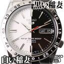 セイコー セイコー5 腕時計 SEIKO 時計 セイコーファイブ 黒い稲妻 白い稲妻 メンズ ブラック ホワイト SNKE03K SNKD9…