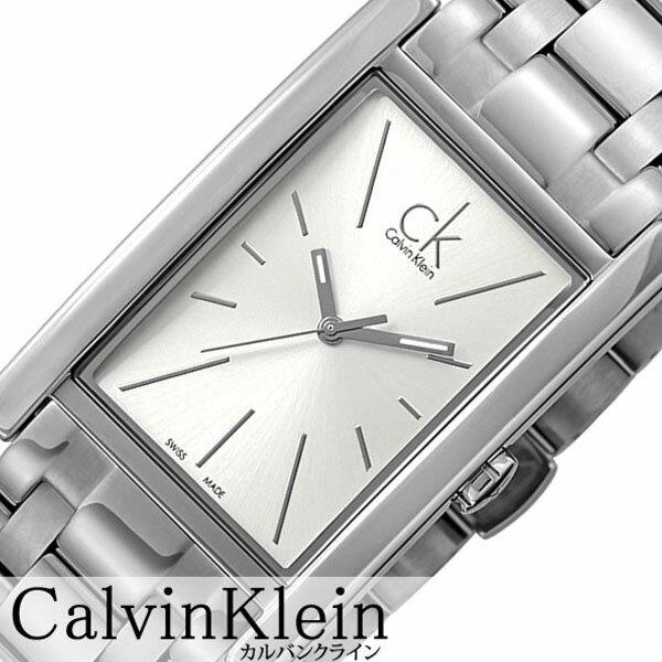 カルバンクライン 腕時計 CalvinKlein 時計 カルバン クライン 時計 Calvin Klein 腕時計 リファイン REFINE メンズ ホワイト K4P21146 人気 ブランド シーケー スイス メタル ギフト スクエア シー ケー CK ビジネス ck 時計 送料無料