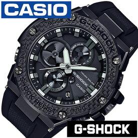 (25500円引き)[30%OFF]カシオ 腕時計 CASIO 時計 カシオ 時計 CASIO 腕時計 ジーショック ジースチール G-SHOCK G-STEEL メンズ ブラック GST-B100X-1AJF 正規品 耐久 Gショック Gスチール ラバー アウトドア カレンダー ソーラー スマホ 連動 コネクトウォッチ 送料無料