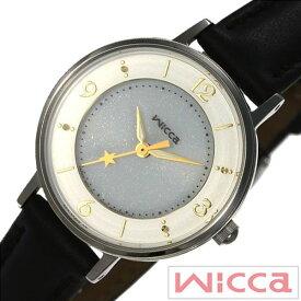 【延長保証対象】シチズン ウィッカ腕時計 CITIZEN wicca時計 CITIZEN wicca 腕時計 シチズン ウィッカ 時計 ソーラーテック メッシュバンドモデル ホワイト KP3-465-10 [ ブランド カジュアル おしゃれ スーツ ビジネス かわいい レザー ブラック プレゼント ギフト ]