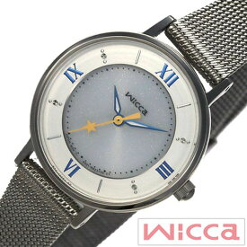 シチズン ウィッカ腕時計 CITIZEN wicca時計 CITIZEN wicca 腕時計 シチズン ウィッカ 時計 ソーラーテック メッシュバンドモデル ホワイト KP3-465-11 [ ブランド カジュアル おしゃれ スーツ ビジネス かわいい ステンレス シルバー プレゼント ギフト 新生活 ]