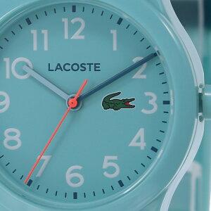 ラコステ腕時計LACOSTE時計キッズ子供KidsブルーLC2030005[わにアナログラウンド男の子女の子人気ブランドラコおしゃれかわいいファッションシンプルカジュアルギフトプレゼントご褒美]