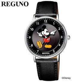 [当日出荷] 【延長保証対象】シチズン 腕時計 CITIZEN 時計 レグノ ディズニーコレクション ミッキーマウス REGUNO Disney Collection Mickey Mouse レディース ホワイト KP3-112-50 [ ソーラーテック ソーラー かわいい おしゃれ ペア お揃い プレゼント ギフト 新生活 ]