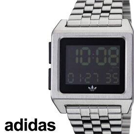 [あす楽]アディダス 腕時計 adidas 時計 adidas腕時計 アディダス時計 アーカイブエム1 ARCHIVE_M1 メンズ レディース ブラック Z01-2924-00 [ 人気 お洒落 流行 ブランド シンプル デジタル カジュアル スタイリッシュ ストリート ][ プレゼント ギフト 新春 2020 ]