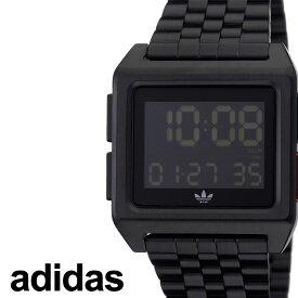 [あす楽]アディダス 腕時計 adidas 時計 adidas腕時計 アディダス時計 アーカイブエム1 ARCHIVE_M1 メンズ レディース ブラック Z01-3042-00 [ 人気 お洒落 流行 ブランド シンプル デジタル カジュアル スタイリッシュ ストリート ][ プレゼント ギフト 新春 2020 ]