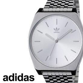 [当日出荷] アディダス 腕時計 adidas 時計 adidas腕時計 アディダス時計 プロセスエム1 Process_M1 メンズ レディース シルバー Z02-1920-00 [ 人気 お洒落 流行 ブランド ラウンド シンプル アナログ カジュアル スタイリッシュ ストリート プレゼント ギフト 新生活 ]