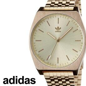 [当日出荷] アディダス 腕時計 adidas 時計 adidas腕時計 アディダス時計 プロセスエム1 Process_M1 メンズ レディース ゴールド Z02-502-00 [ 人気 お洒落 流行 ブランド ラウンド シンプル アナログ カジュアル スタイリッシュ ストリート プレゼント ギフト 新生活 ]