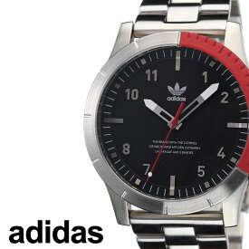 [当日出荷] アディダス 腕時計 adidas 時計 adidas腕時計 アディダス時計 サイファーエム1 Cypher_M1 メンズ レディース ブラック Z03-2958-00 [ 人気 お洒落 流行 ブランド レッド ラウンド シンプル アナログ ストリート ] [ プレゼント ギフト 新生活 ]
