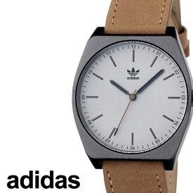 アディダス 腕時計 adidas 時計 adidas腕時計 アディダス時計 プロセスエル1 PROCESS_L1 メンズ レディース グレー Z05-2916-00 [ 人気 お洒落 流行 ブランド ラウンド 革 シンプル アナログ カジュアル スタイリッシュ ストリート ] [ プレゼント ギフト 新生活 ]